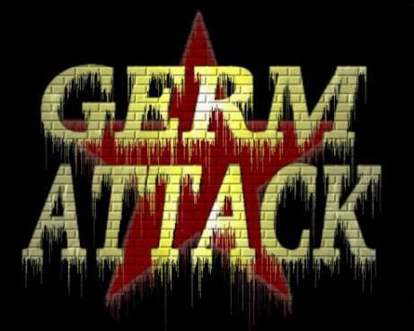 Logo Germ Attack
